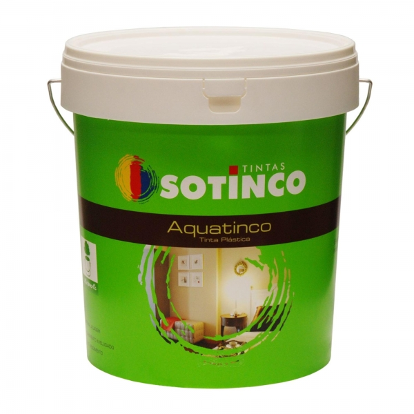 Tinta Plástica Sotinco Aquatinco 1L