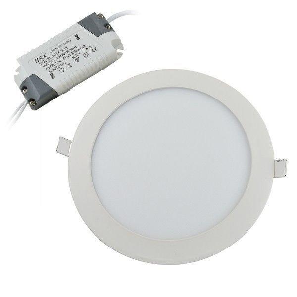 Painel LED redondo branco 5w