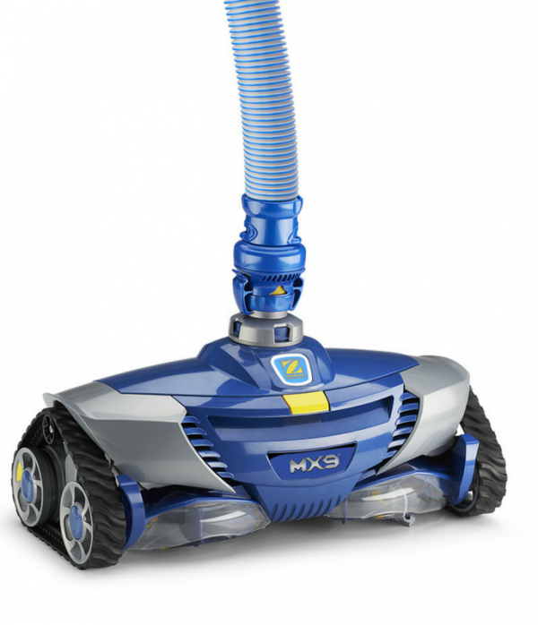 Limpa fundos automático Zodiac MX9