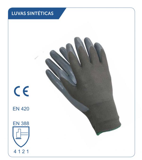 Luva nitrilo PM508