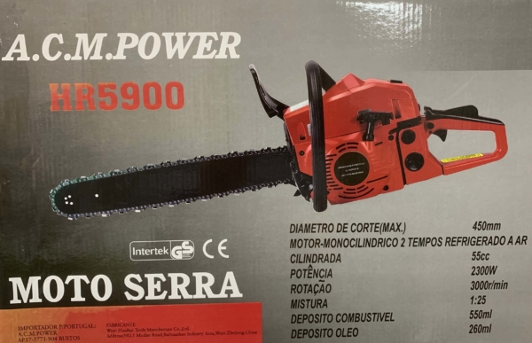 Motosserra Acm Power HR5900