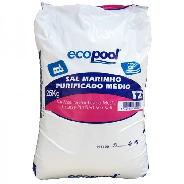SAL MARINHO PURIFICADO T2 - ECOPOOL